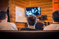 Одним из занятий в свободное время реабилитантов является - просмотр познавательных кинофильмов